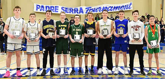 Boys All Tournament sm