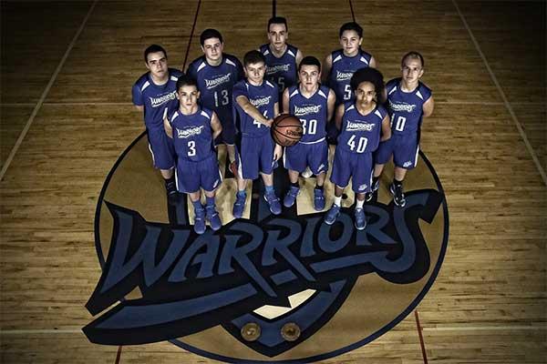 The 2016 St. Mary Warriors
