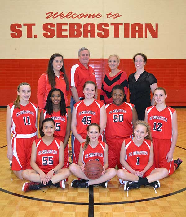 The 2016 St. Sebastian Raiders