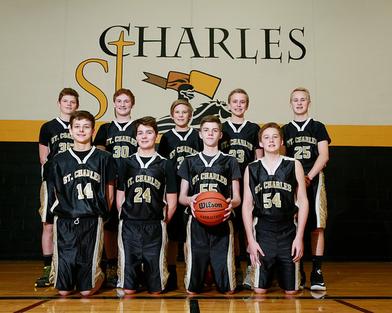 The 2017 St. Charles Crusaders