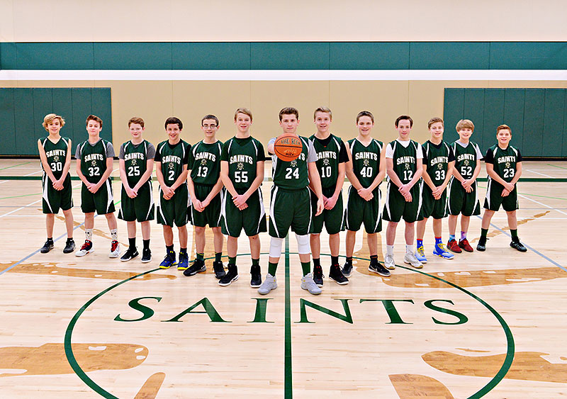 The 2017 Lumen Christi Saints