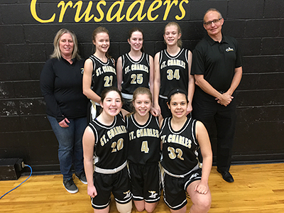 The 2018 St. Charles Crusaders