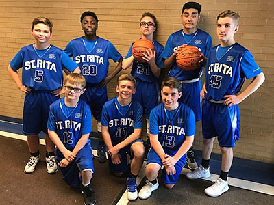 The 2018 St. Rita Royals