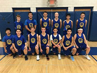 The 2018 St. Charles Borromeo Warriors