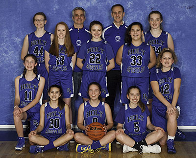 The 2018 Holy Apostles Chargers
