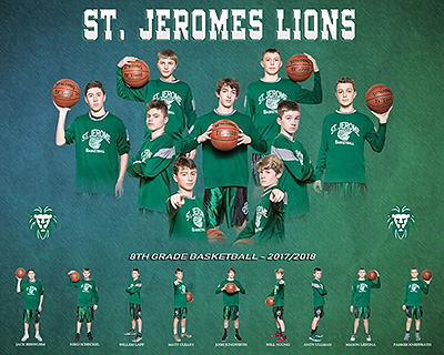The 2018 St. Jerome Lions