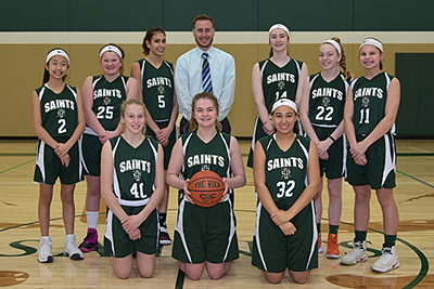 The 2018 Lumen Christi Saints